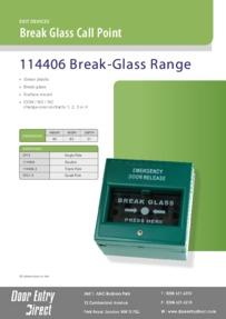 114406 Break Glass Call Point Brochure