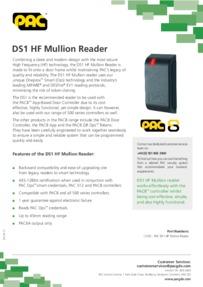 PAC 12182 data sheet