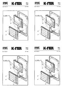 Urmet 1155/14 Installation Guide