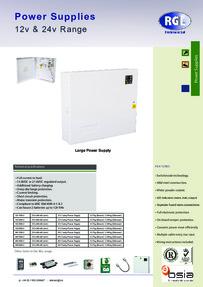 RGL 1203SM-2 data sheet