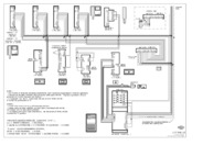 Bitron 5 wire video, 1 entrance, 4 monitor, 1 phone, 1 relay