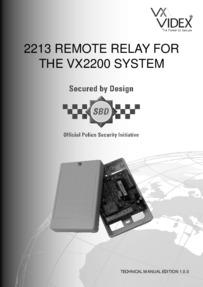 2213 Manual