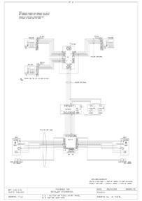 2 X 1 BUTTON VRV VIDEO ENTRY PANELS & 3 VMF100 MONITORS