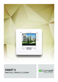 Comelit - Smart S monitor brochure