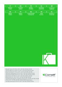 Comelit Technical Manual for VIP KIT Art. 8511I, 8511IM, 8512IM, 8513IM