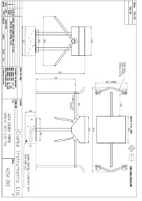 425 Range Diagram