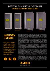Videx 4812 brochure