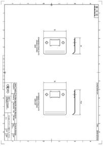 Alpro 5245 ESP Strike Plates Instructions