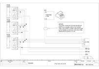 Elvox 85CE - 3 way kit diagram