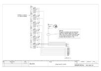 Elvox 85FE-240 - 6 way kit diagram