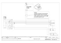 Elvox 885H-240 - 1 way kit diagram