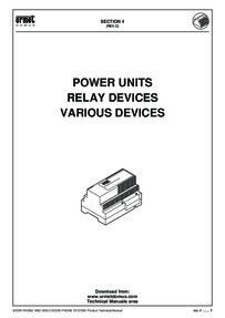 Urmet 9000/230 installation manual