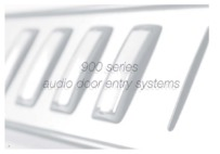 Bell (BSTL) 900 series audio systems brochure