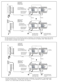 Fermax instructions for 4/W MDS video distributor Art. 2418 / 2419