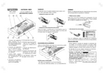 Fermax instructions for 8/W MDS audio decoder Art. 2425