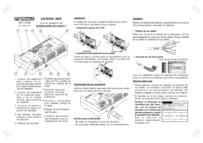 Fermax instructions for 4/W audio isodecoder Art. 2426