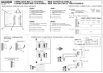 Fermax instructions for MDS digital 2 accesses switcher Art. 2379