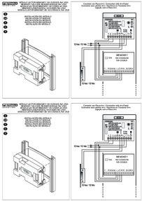 Fermax instructions for memokey module Art. 2520