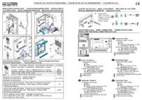 Fermax 4+N Kit Outdoor Panel installation manual