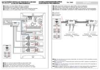 Fermax instructions for call extn. moduel Art. 2008