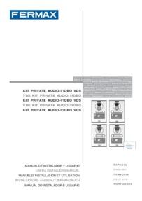 Fermax 4886 kit instructions