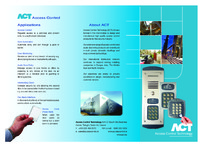 ACT Standalone Product Brochure