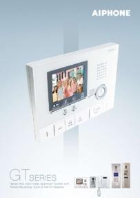Aiphone GT Series Brochure