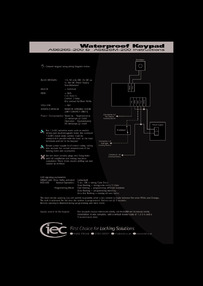 AS626 Alpro keypad Instructions Mar10