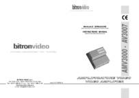 Video signal amplifier