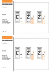 Bticino wiring diagram for 346220
