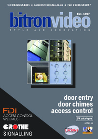 Bitron Video Door Entry Catalogue