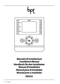 User manual for Perla video receivers