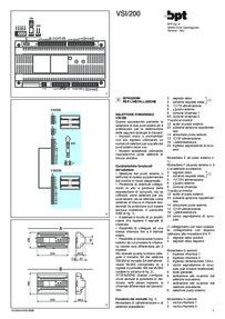 BPT installation instructions for VSI/200