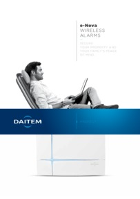 Daitem Wireless Alarms and Accessories
