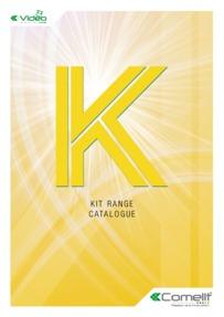 Comelit - Cat.123 Kits 2012 catalogue (11 pages)