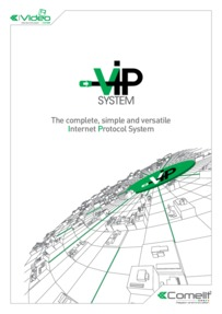 Comelit - Cat.142 VIP System catalogue 2011 (40 pages)
