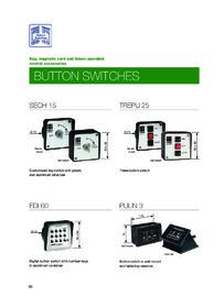 BPT Fadini control accessories catalogue