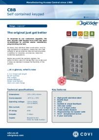 CBB Brochure