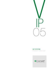 Comelit - ViP Brochure - June 2017