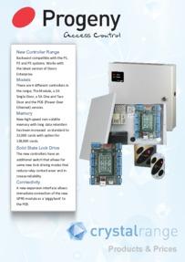 Crystal Technical Catalogue
