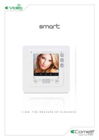 Comelit - Smart monitor catalogue (8 pages)