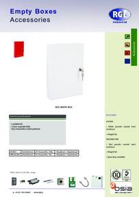 RGL DOCBOX & FIRE feature sheet