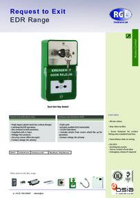 RGL DU-KS/1 (key switch) feature sheet