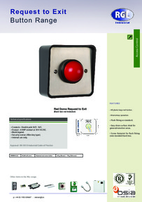 RGL EBRBWC02 (RED) feature sheet