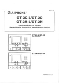 Aiphone Wiring Diagram from doorentrydirect.com