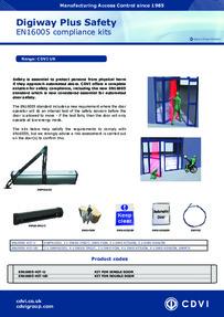CDVI EN16005 Kits Brochure
