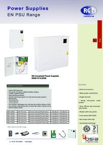 RGL EN PSU feature sheet