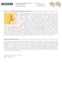 Fermax 5919 data sheet