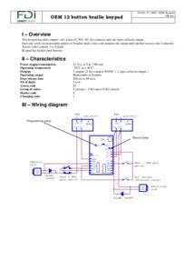 FD-060-165 data sheet