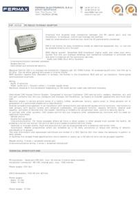 Fermax 2338 data sheet